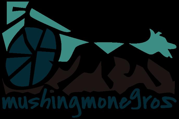 Mushing Monegros