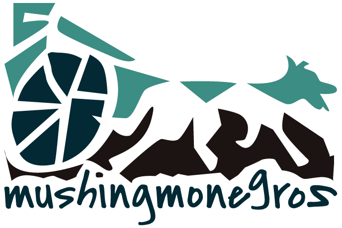 logotipo mushing monegros